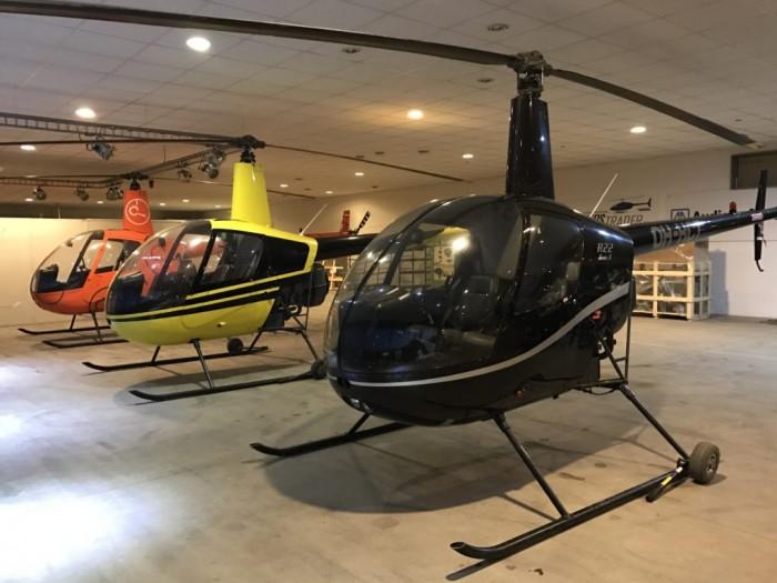 Elicottero Leggero : Robinson r beta helicopterstrader