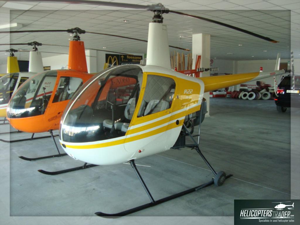 Elicottero Bipala : Robinson r beta helicopterstrader